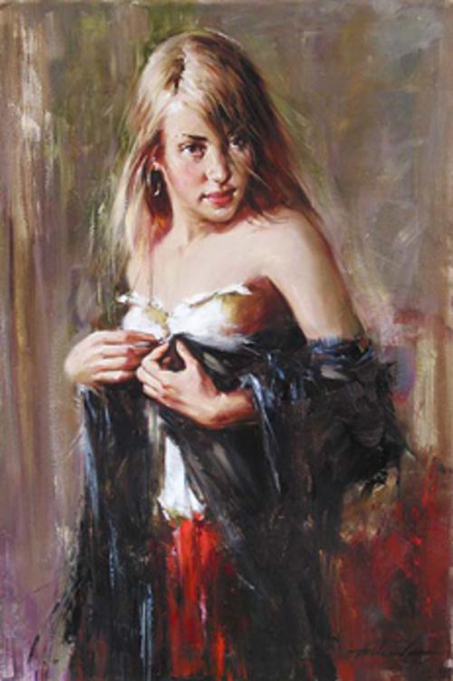 Peinture de :  Andrew  ATROSHENKO