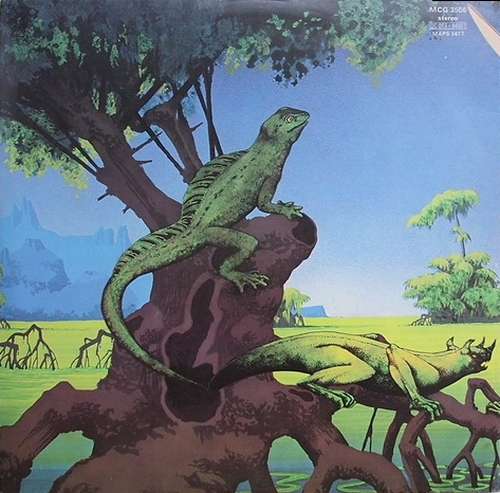 """1971 : Album """" Woyaya """" MCA Records MDKS 8005 [ UK ]"""