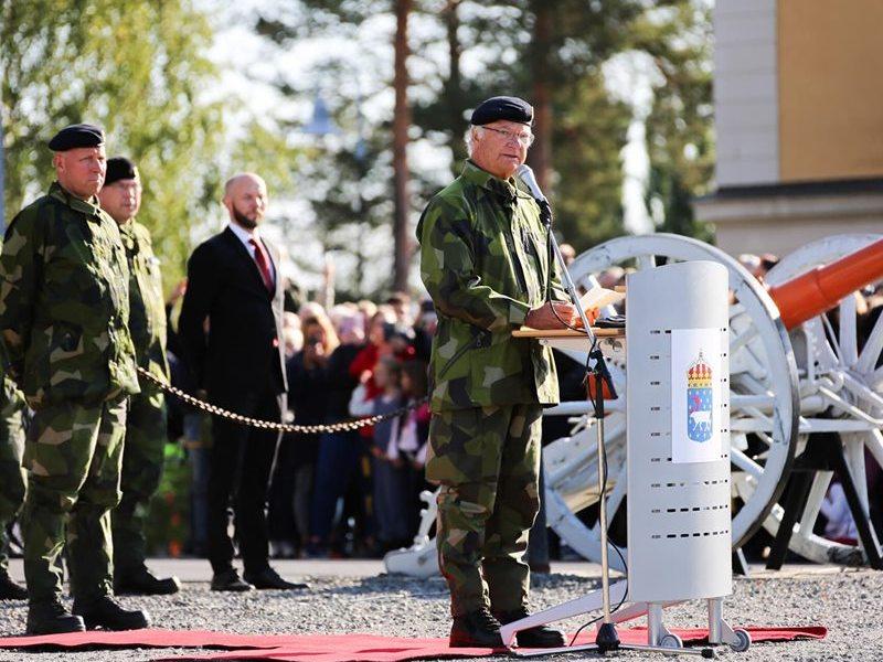 Norrbottens regemente (I 19).