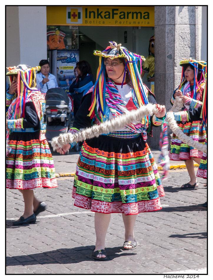 Arequipa (1), 3 septembre 2014
