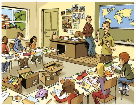 La journée de la classe supérieure