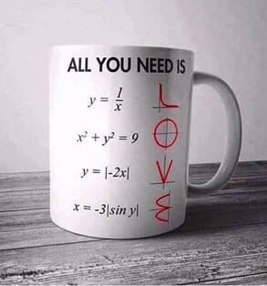 Image de love and math