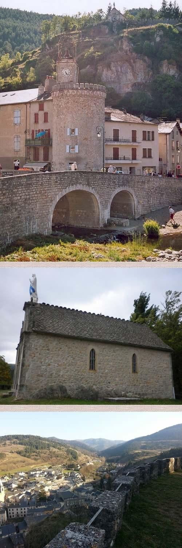Circuit Touristique : Le Causse Méjean et les gorges du Tarn
