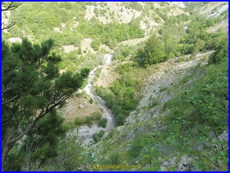 Rabou et le sentier des bans