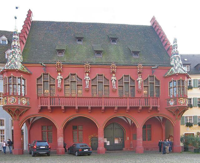 Blog de lisezmoi : Hello! Bienvenue sur mon blog!, L'Allemagne : Bade-Wurtenberg - Fribourg-en-Brisgau