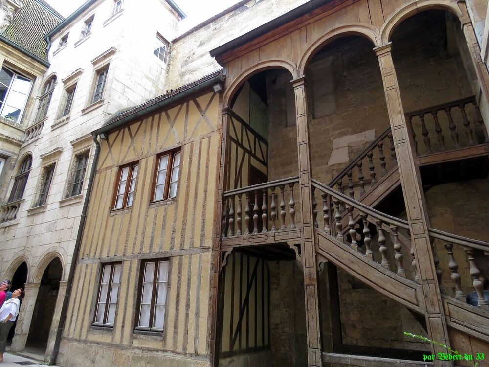 Dijon en Cote d'Or