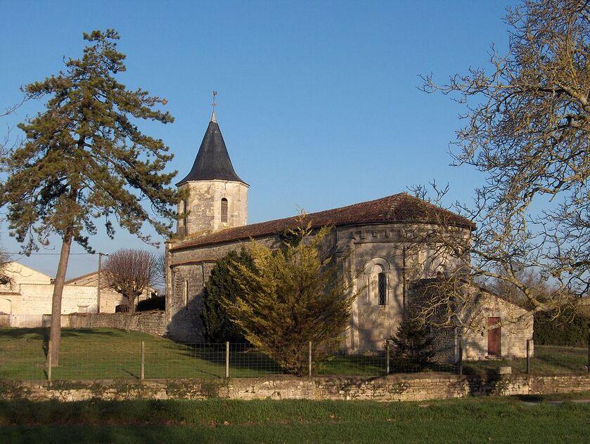 Souvigné - Eglise.JPG