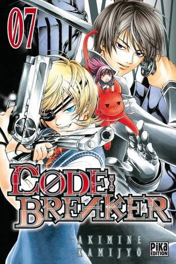 code breaker tome 7
