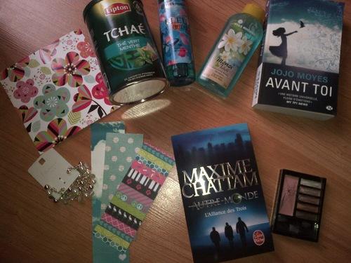 Swap Beauté, Livres et Home Made