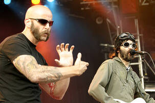 Live: Eels - St Gallen Open Air - 30 juin 2006