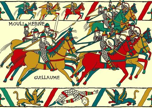 La vie de Guillaume le Conquérant (II-A)