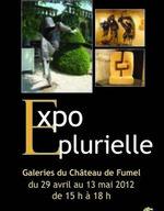 """Expo """"PLURIELLE au château de Fumel """"47"""":"""