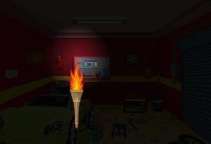 Treasure hunt - Garage rooms