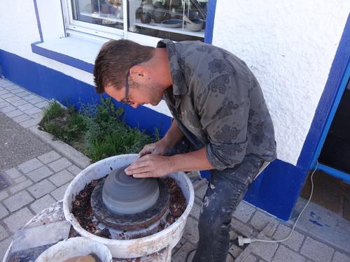 Aceramik, potier céramiste à la Turballe