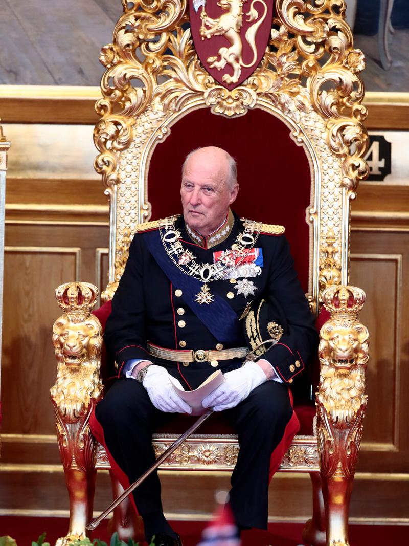 Discours du roi