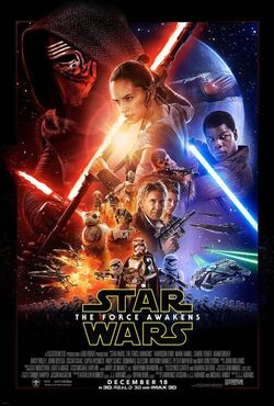 Star Wars VII : The Force Awaken