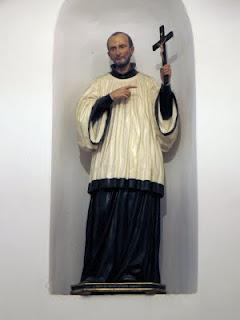 Saint François Jérôme de Geronimo ou de Girolamo. Jésuite italien († 1716)