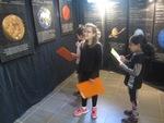 """Exposition """"l'espace"""" à la médiathèque (2)"""