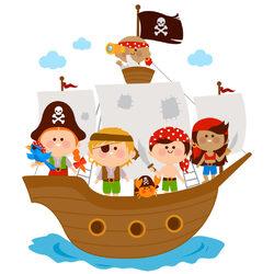 Les pirates.