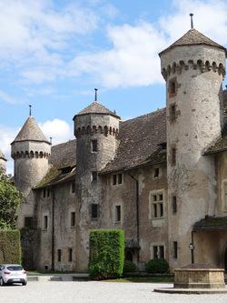 20190529 - Evian Pré Curieux Palais Lumière Château de Ripaille