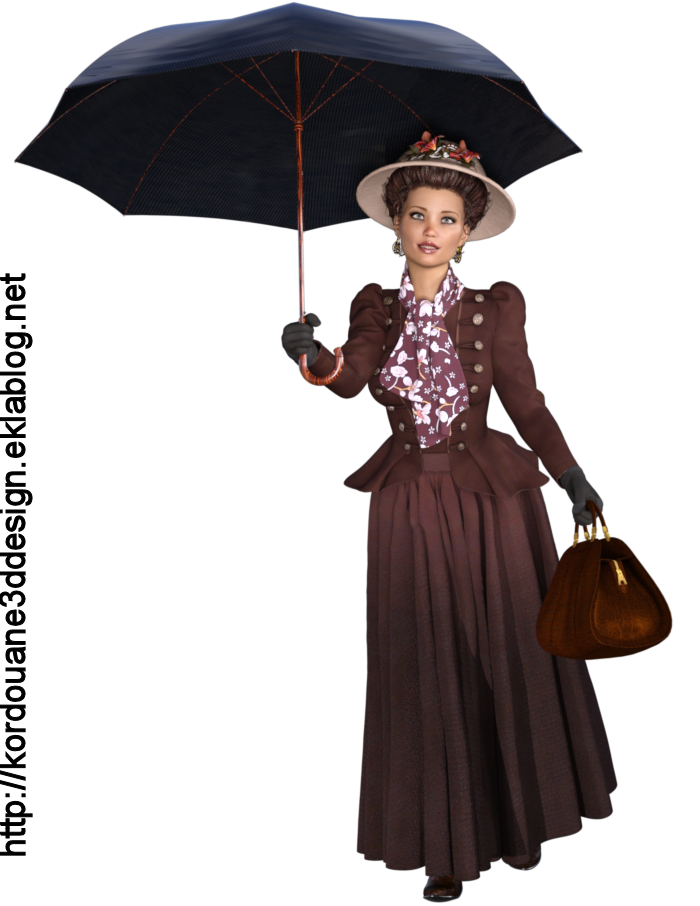 Tube de Mary Poppins (image-poser)