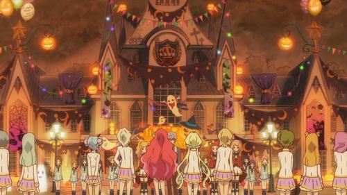 Aikatsu Stars 79 - Happy halloween en retard !