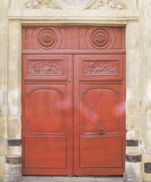 Les portes de Paris...