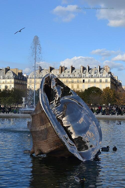 FIAC 2012 Jardin des Tuileries