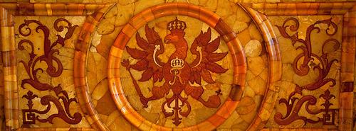 Russie: la Chambre d'Ambre