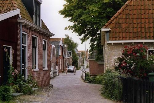 Voyage aux Pays-Bas, août 2005 (4) : Frise (Hindeloopen)