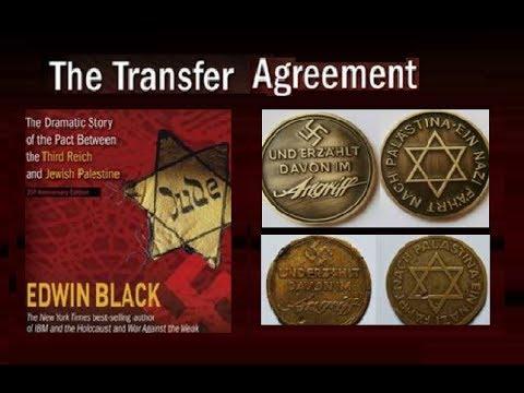 ⇒L'Accord HAAVARA : Pourquoi un accord entre l'Allemagne nazie et les Juifs allemands sionistes a-t-il été signé le 25 août 1933 ?
