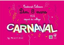 Appel à bénévoles pour le carnaval de Castanet