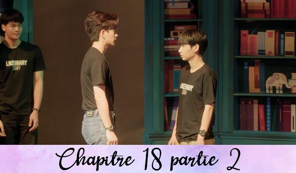 Chapitre 18: Theory Of Love - 2ème partie