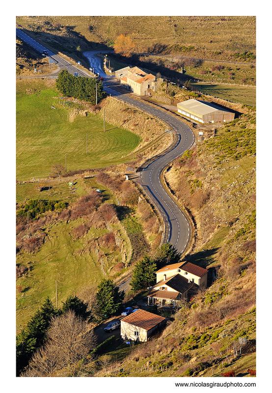Diagonale Coeur d'Ardèche!