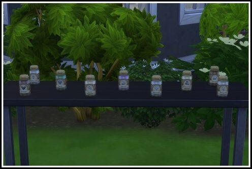 CCs Sims 4 | Au coeur de la magie