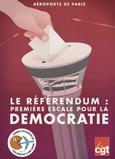 Référendum Aéroport de Paris (RIP/ADP) : Décollage réussi !