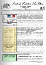 """Décembre 2015/Mars 2016 - Le magazine """"Toutes saisons"""" et numéro spéciaux & Magazine S.P.N.G. (Société de Protection de la Nature du Gard)"""