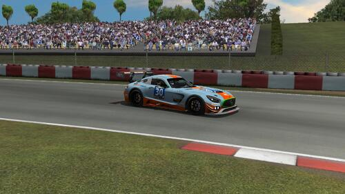 RAM Racing - Mercedes AMG