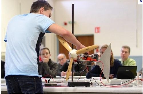 Olympiades de physique : lycéens, oser la recherche