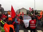Florange: nouveau blocage des locaux administratifs d'ArcelorMittal
