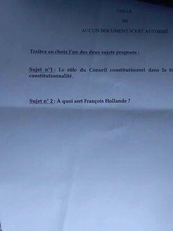 « À quoi sert François Hollande ? »