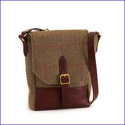 Mon joli sac en Tweed d'Emma Cornes