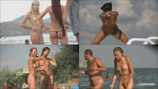 CANDID-HD. Nude Beach. Parts 7, 8, 9.