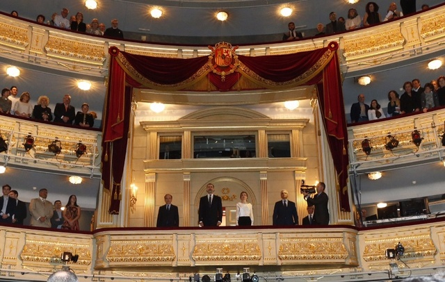 A l'opéra