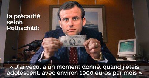 Tempête d'HOAX sur Macron?