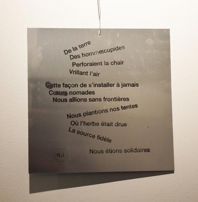 Poème de Jean Nespo