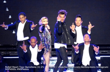Rebel Heart Tour - 2015 11 24 - Barcelona (14)