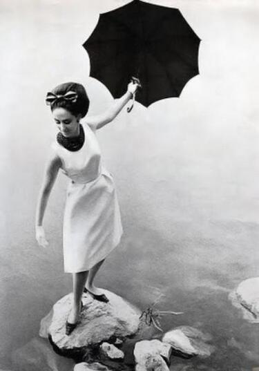01 - Fashion et parapluie