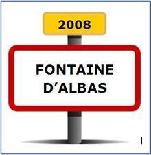 Fontaine d'Albas