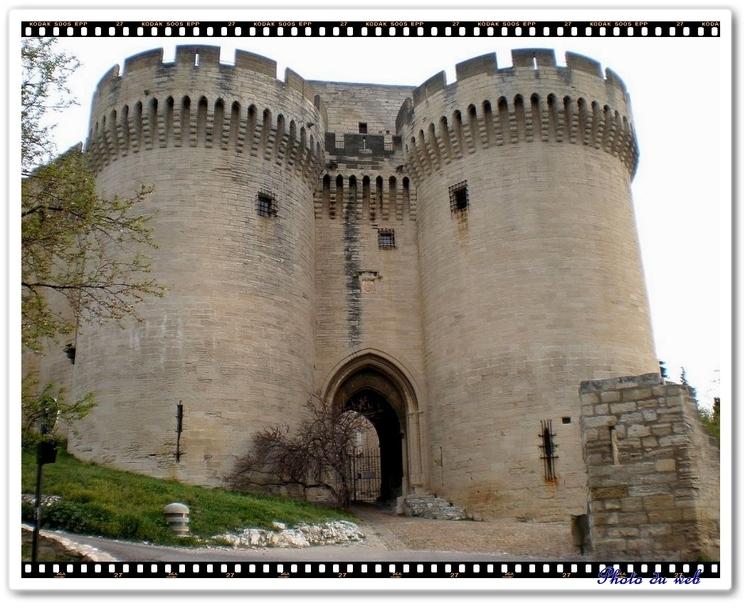 Fort St André - Villeneuve-lès-Avignon